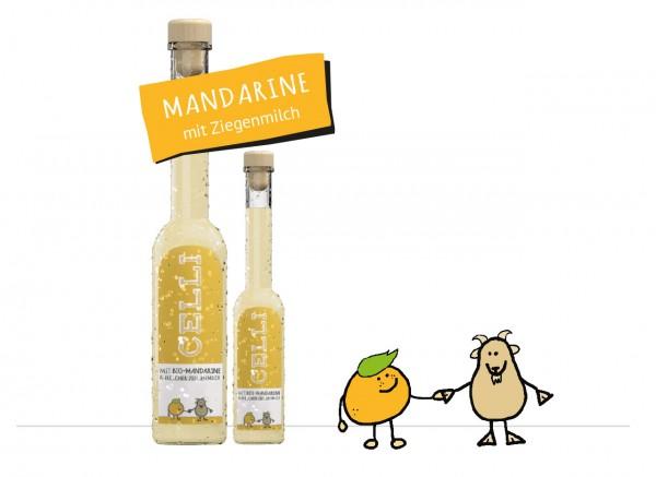 celli Mandarinen-Likör - celli manufactur Augsburg