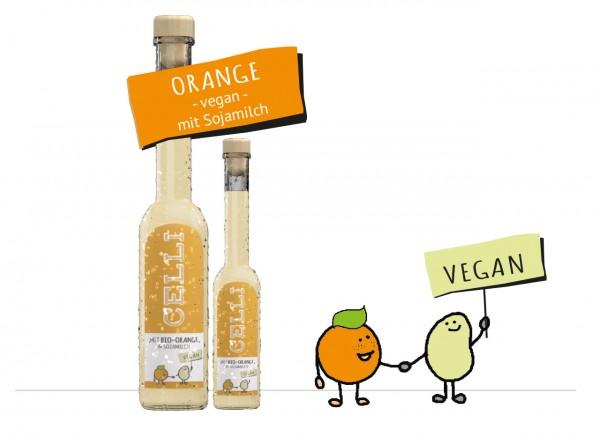 celli Orangen-Likör vegan - celli manufactur Augsburg