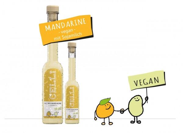 celli Mandarinen-Likör vegan - celli manufactur Augsburg
